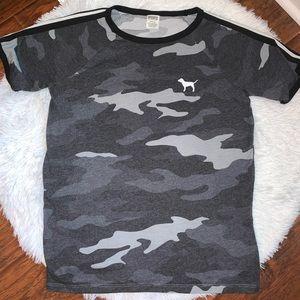 PINK camo shirt